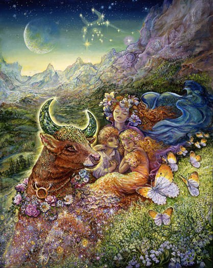 New Moon In Taurus ~ April 26th