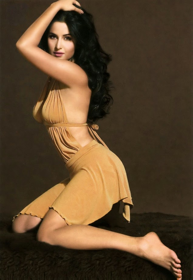Katrina Kaif in Maxim Magazine 2006 Photoshoot 3