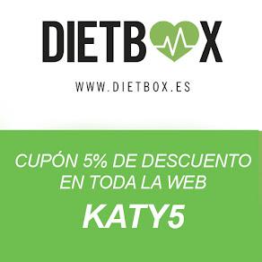 Cupón descuento DIETBOX tienda online