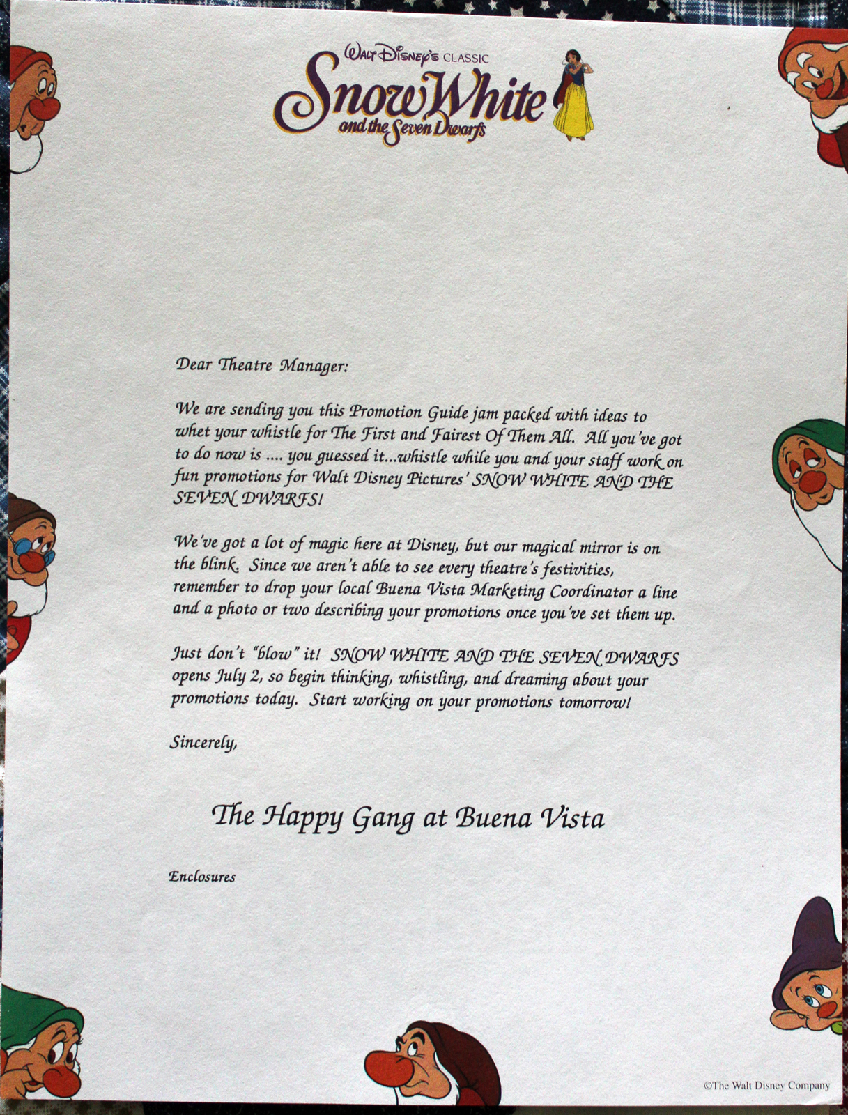disney letter template this cover letter accompanied