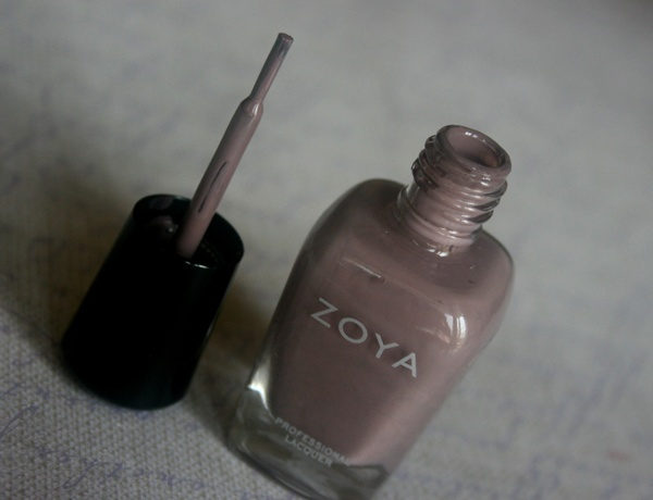 Zoya Nail Polish in Jana Brush