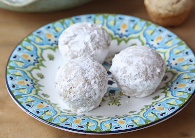Kids love these Powdered Doughnut Holes from The Allergy-Free Pantry. Head on over Learning to Eat Allergy-Free for the recipe!