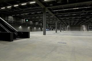 Exhibition Hall Basilea, Herzog and de Meuron.