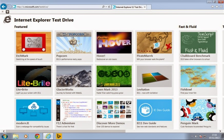 تحميل متصفح إنترنت إكسبلورر أحدث إصدار باللغة العربية وجميع اللغات Internet Explorer 11