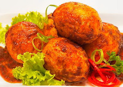 Resep Telur Bumbu Bali Asli Enak dan Praktis