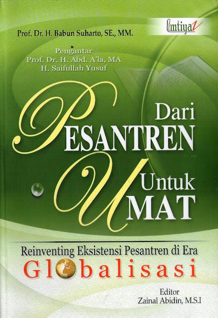 Dari Pesanteren untuk ummat terbitan penerbit imityaz