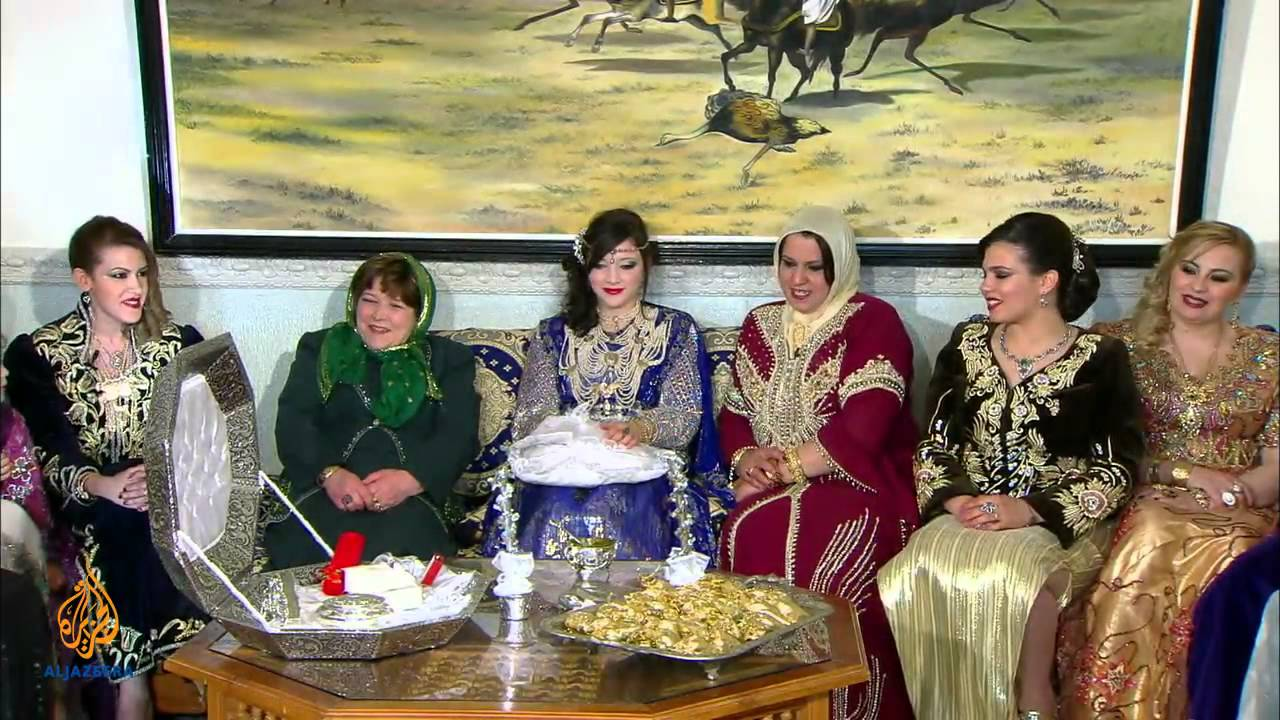 Hot issues: Algeria wedding traditions