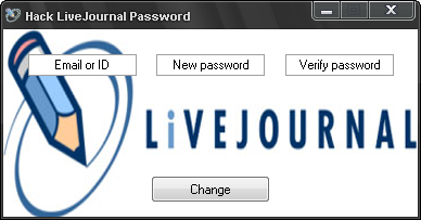 Learn How To Hack LiveJournal Account Password Free