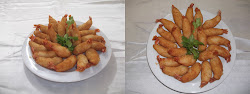empanado de camarão