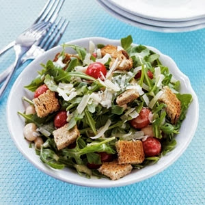 Beans and salmon salad, Cock, Fitness, Fitness Cock, how to eat healthy recipes
