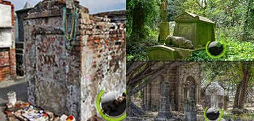10 Kuburan Berhantu dengan Kisah Menyeramkan di Dunia