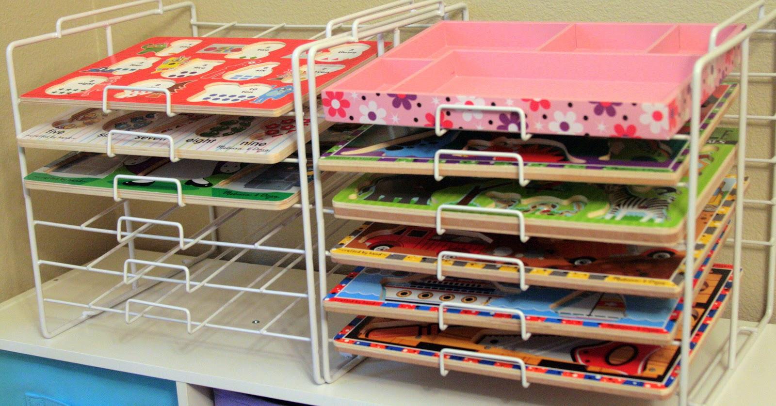 the navy stripe organizing kids toys. Black Bedroom Furniture Sets. Home Design Ideas