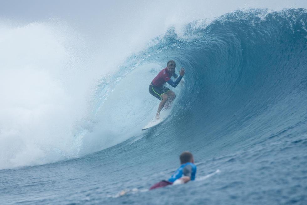1 Adrian Buchan Billabong Pro Tahiti Foto WSL Stephen Robertson