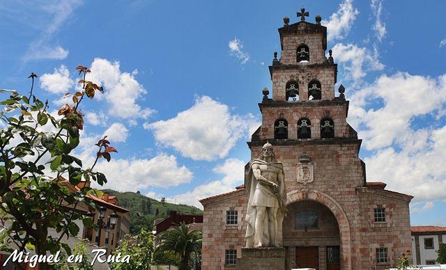 Rutas en asturias cangas de on s entre las monta as y el for Oficina turismo cangas de onis