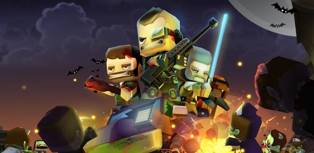 Call of Mini: Brawlers v1.1 APK