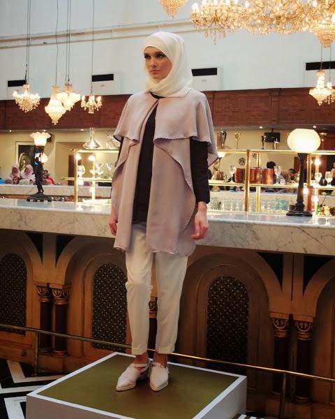 Restu Anggraini for Zalora Muslim Spring 2015
