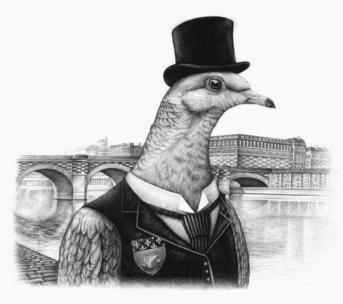 09-Pigeon-Violaine-Orsoni-&-Jérémy-Schneider-Drawings-www-designstack-co