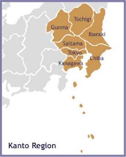 Kanto Region 関東