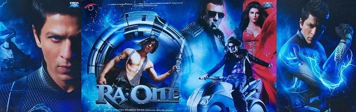 Ra.One (2011) Trailer (Arjun Rampal's Look)HD