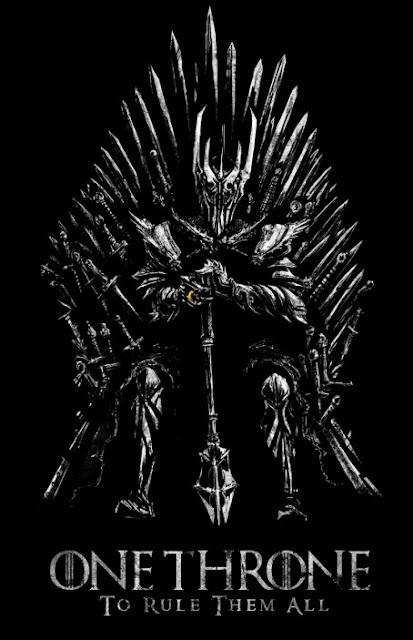 One throne to rule them all... qué bien suena