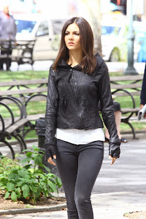 victoria justice on set of eye candy in new york city september 2014 3.jpg