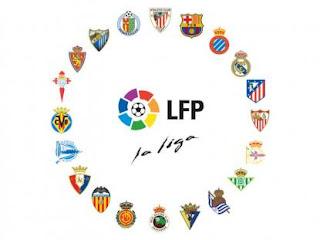 Jadwal La Liga Spanyol Musim 2012 - 2013 Lengkap
