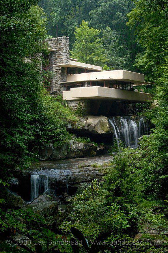 fallingwater pennsylvania. Black Bedroom Furniture Sets. Home Design Ideas
