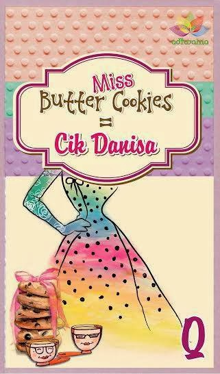 MISS BUTTER COOKIES = CIK DANISA