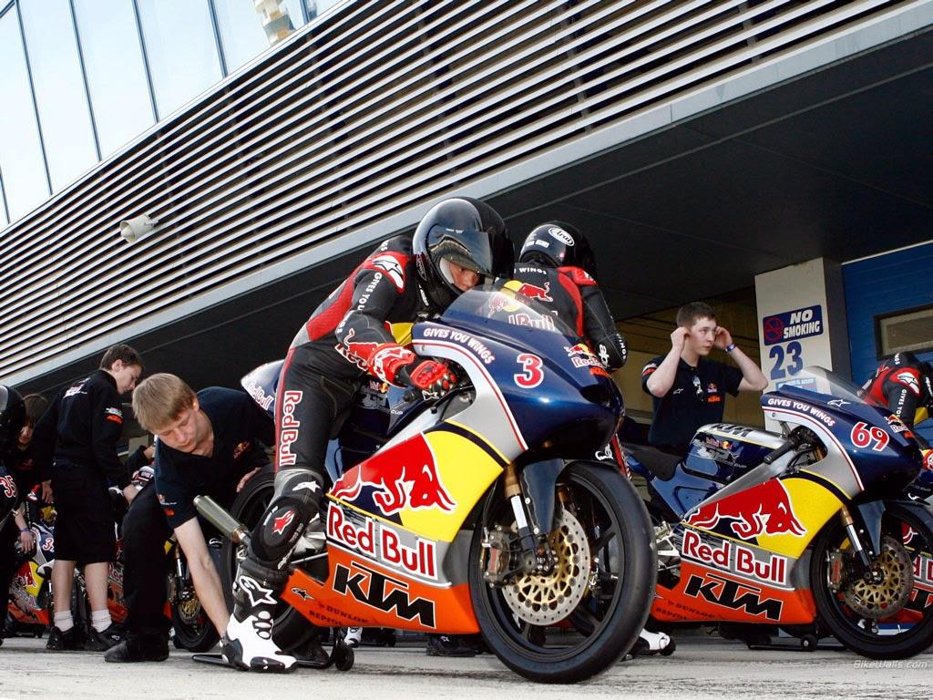KTM & Red Bull Sports Bikes