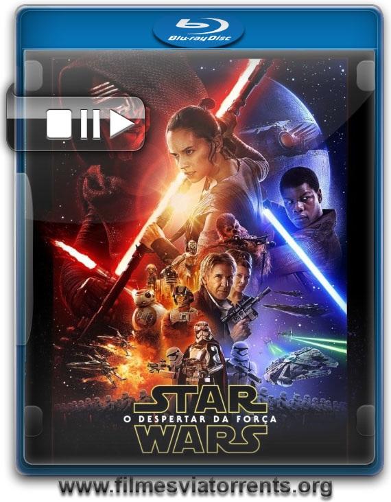 Star Wars: Episódio VII - O Despertar da Força Torrent - BluRay Rip 720p e 1080p Legendado