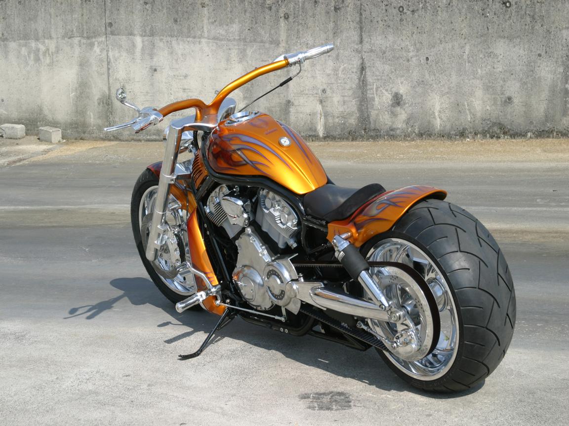 concept heavy bikes