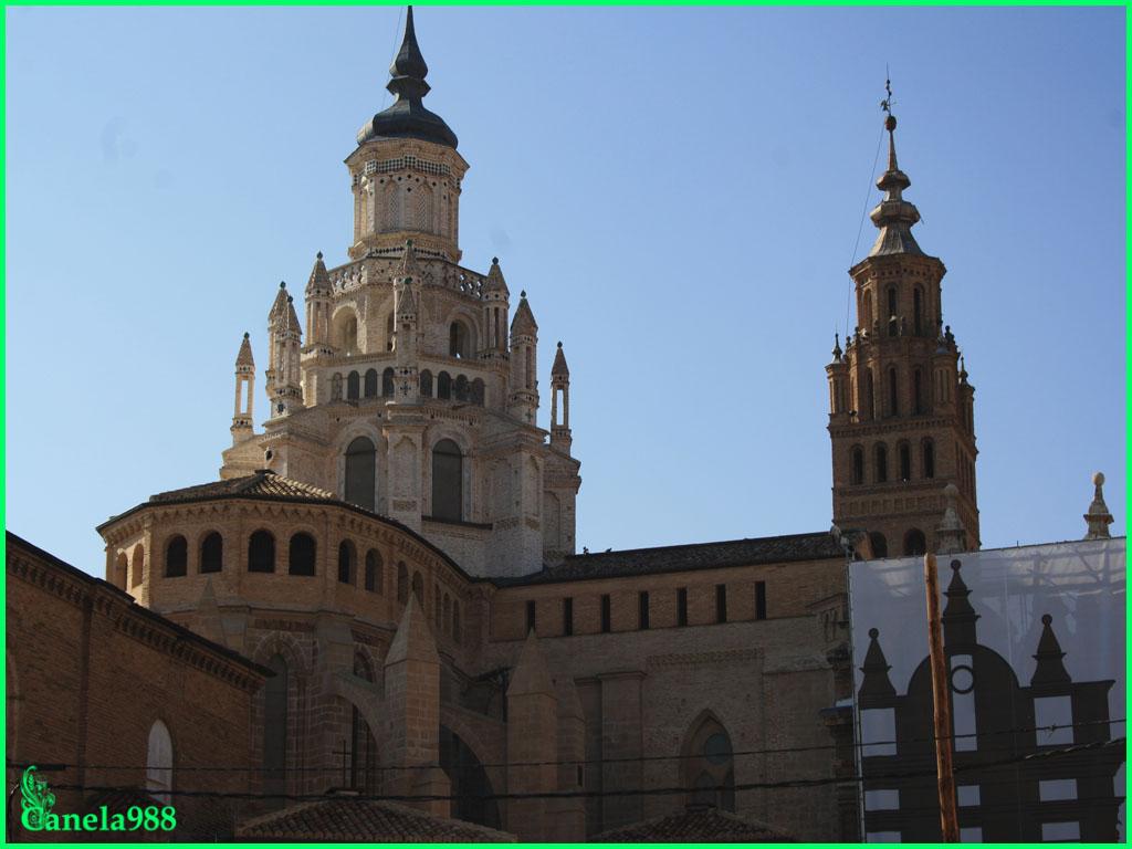 Imágenes png y mucho más: Catedral de Santa María de la Huerta, una joya en T...