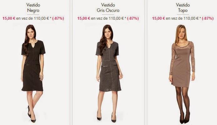 Vestidos 15 euros
