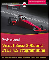 Pro Visual Basic 2012 and .Net 4.5 Programming Free Download