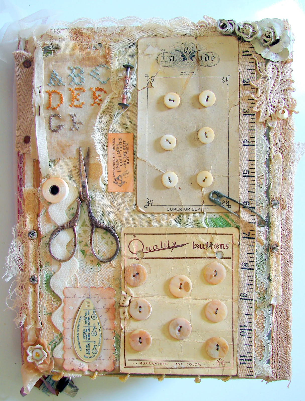 Book Cover Sewing Usa ~ Articreate by lynn lindley quot sew long ago