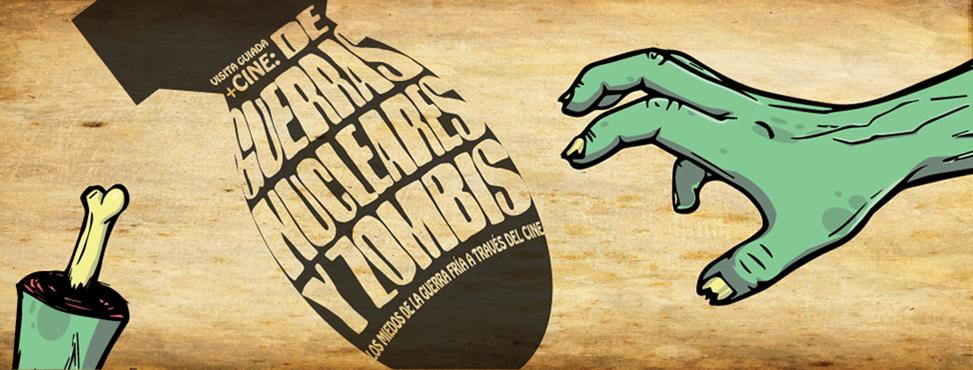 Ciclo de cine sobre guerras nucleares y zombis en Tlatelolco