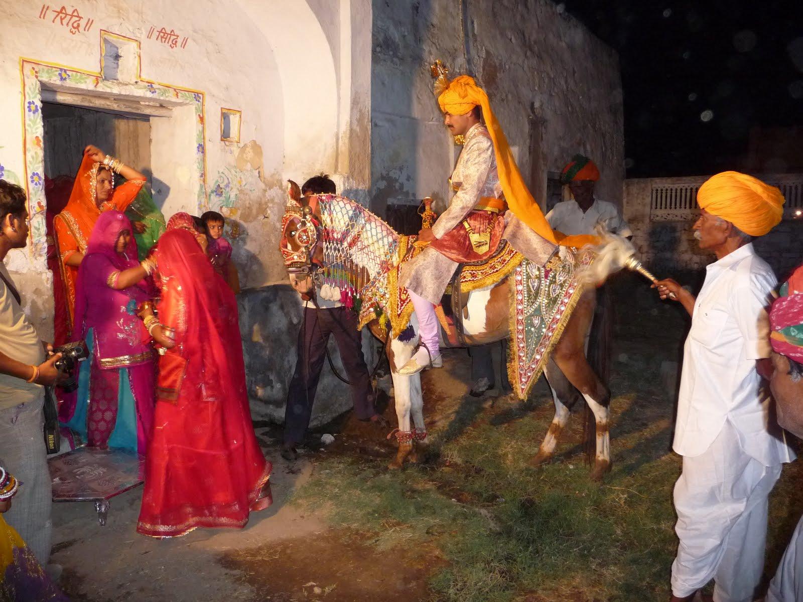 Ceremonias en las tradiciones de la boda de la India