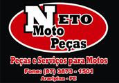NETO MOTO PEÇAS - 3873-1501