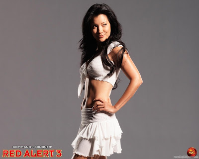 Kelly Hu HQ Wallpaper-The Mummy series Actress