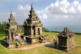 Gedong Songo Temple in Semarang