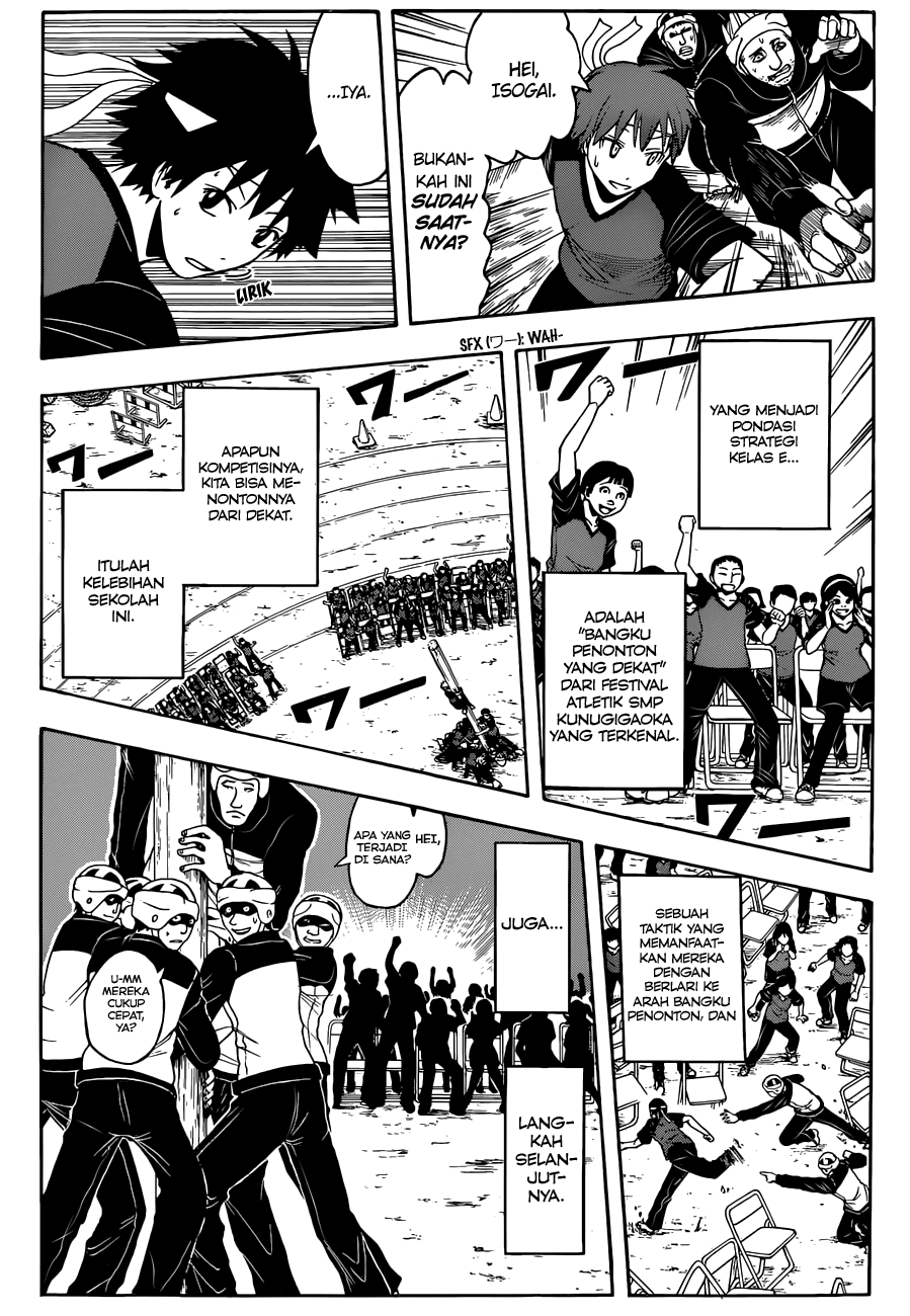 Komik assassination classroom 093 - pemimpin 94 Indonesia assassination classroom 093 - pemimpin Terbaru 5|Baca Manga Komik Indonesia|