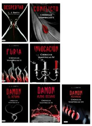 The Vampire Diaries: The Hunters (Escritos por la escritor fantasma