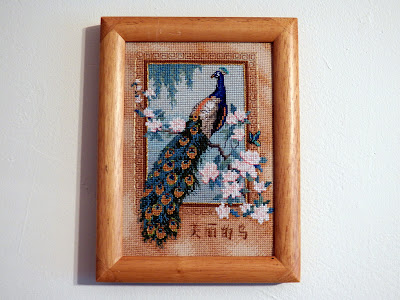 """Beautiful Bird"" - and how to frame it - over at DDH!"