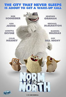 Film Norm of the North 2016 Bioskop