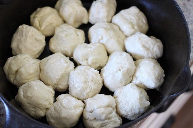 30 Minute Yeast Dinner Rolls