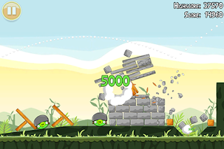 game angry bird new hd