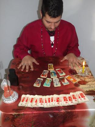 joga se cartas ciganas !!! mauricio