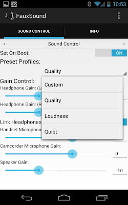download FauxSound Audio/Sound Control APK