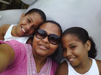Minhas sobrinhas Isa & Gaby