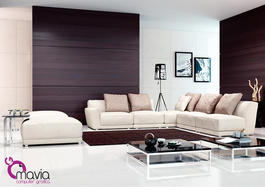 Arredamento di interni location virtuali per industria - Arredare casa in 3d ...